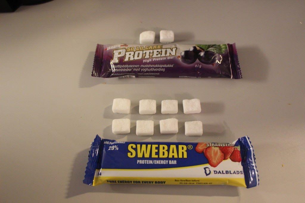 sokeri vs. sokeri