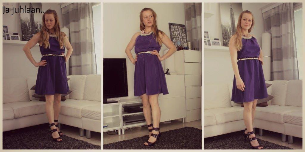 mekko juhlaan