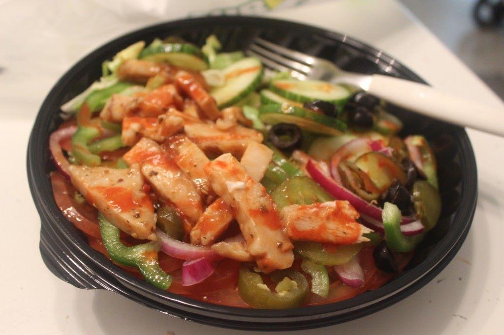 Kyllä, Subin salaatti