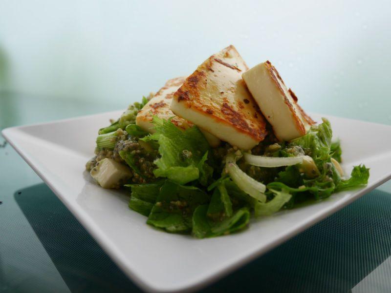 paras salaatti