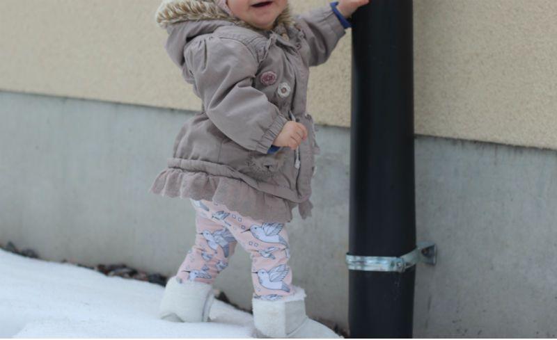 vauvan takki