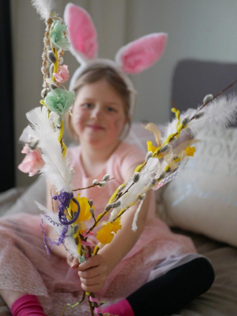 virpominen, etäelämä, pääsiäinen