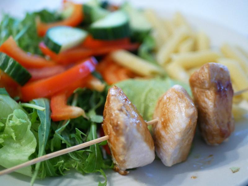 ruokapäiväkirja kana