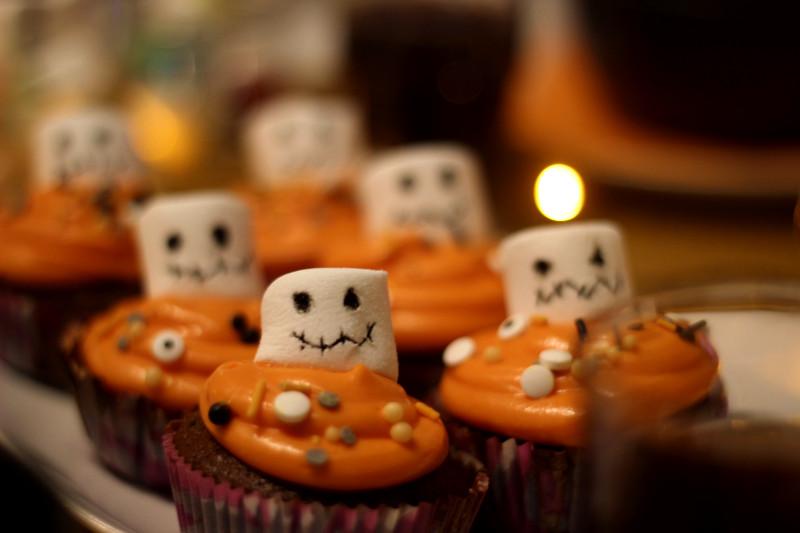 halloween tarjoilut, halloween herkut