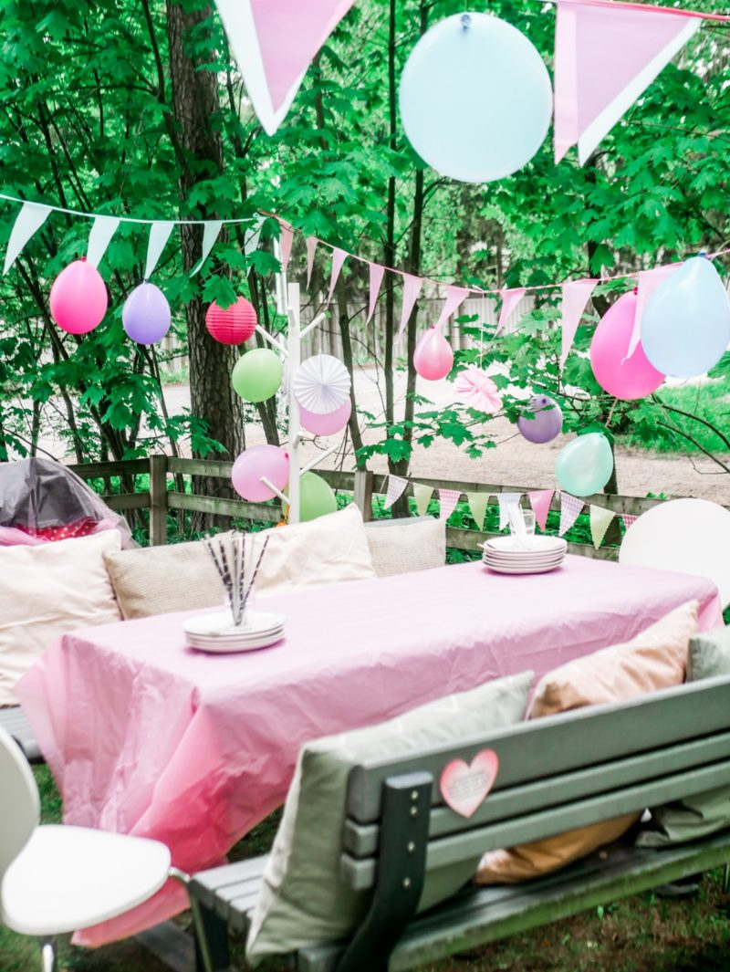 Hupa pulmaseikkailut, lastenjuhlat