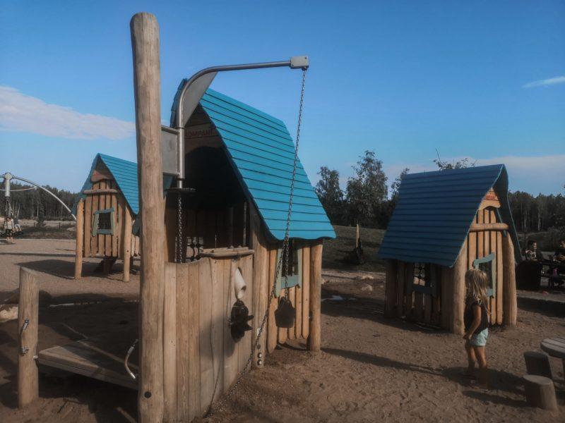 leikkipuisto vennynpuisto
