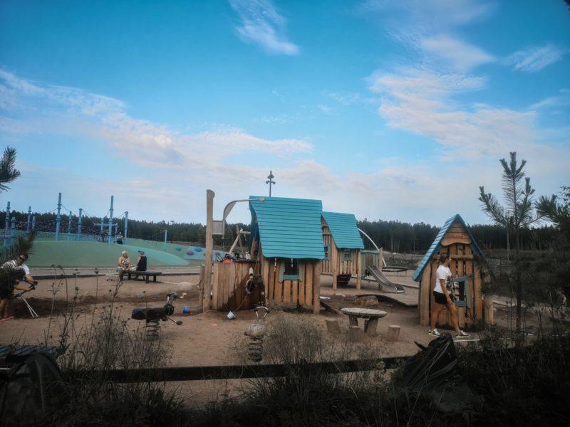 leikkipaikka vennynpuisto